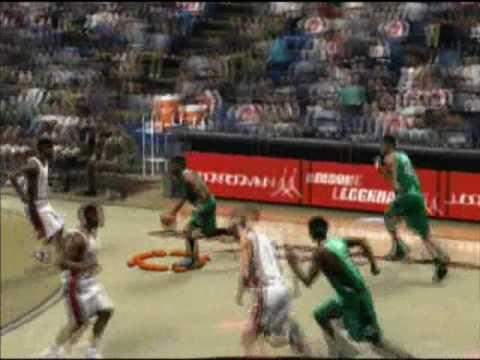 NBA 2K8 Boston Celtics 07-08