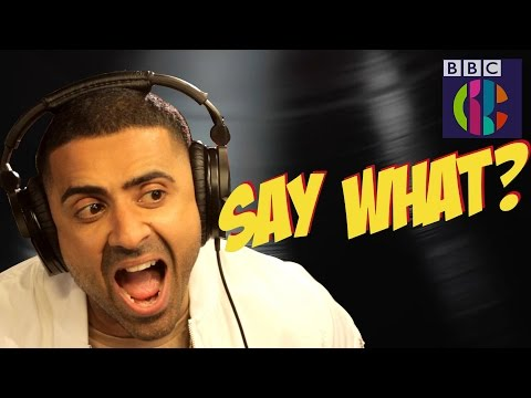 Can Jay Sean rap like Sean Paul? CBBC