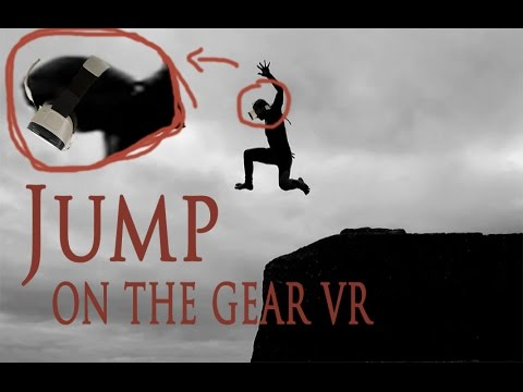 Samsung Gear VR: Game Review - Jump - YouTube