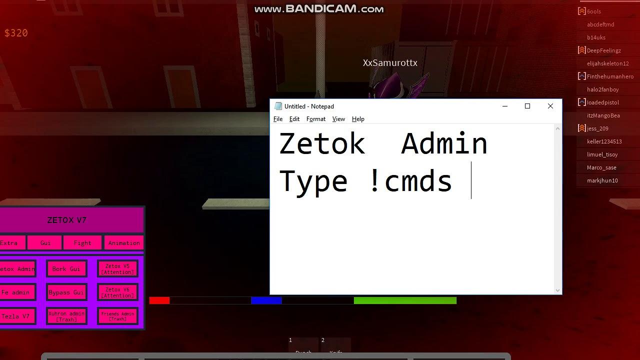 New Roblox Hack Script The Street Gui Unpatchable