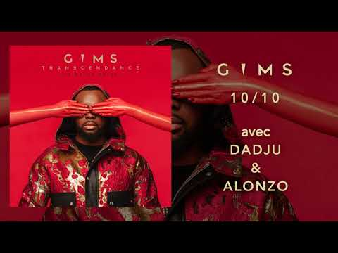 Youtube: GIMS – 10/10 en duo avec Dadju & Alonzo (Audio Officiel)