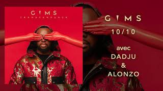 GIMS - 10/10 en duo avec Dadju & Alonzo (Audio Officiel)