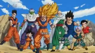 Dragon Ball Z Kai - Majin Buu Saga (Nicktoons Opening) - Fan made