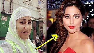 Hina Khan(Akshara) without Make up Looks Then & Now : Yeh Rishta Kya Kehlata Hai TV Serial Actress
