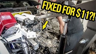 I Fixed My Cheap Lamborghini With Home Depot Parts