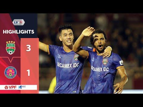 Binh Duong Xuan Thanh Saigon Goals And Highlights