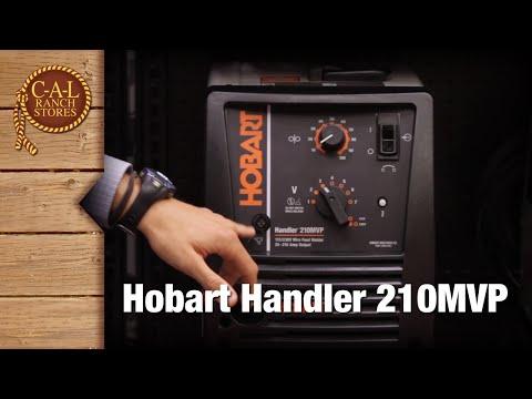 Hobart Handler 210 MVP Generator