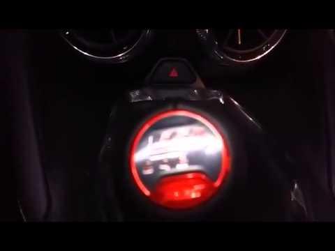 2016 2ss camaro interior lighting demo - Camaro 2016 Interior