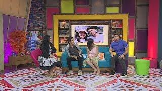 RUMPI - Arbani Yasiz Pacaran Sama Prilly Apa Ify Blink (04/02/16) Part 2/2