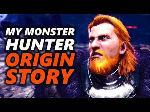 My Monster Hunter ORIGIN STORY - #MonsterHunterTag | Tagged: Arekkz, FightinCowboy, ProtoVegan thumbnail
