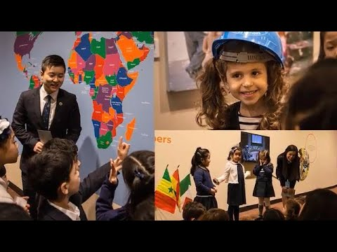 Multimedia and Multilingual: Communications at the United Nations