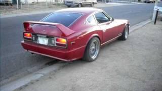 1977 Datsun 280Z V8 & 350 Turbo