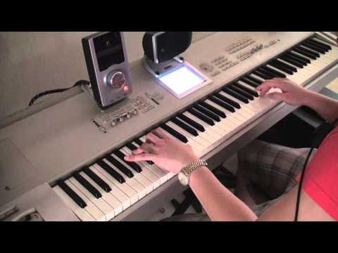 David Guetta ft. Ne-Yo, Akon - Play Hard Piano by Ray Mak
