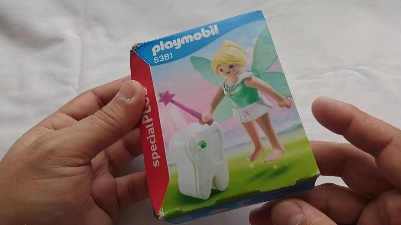 Hada de los dientes Playmobil Special Plus 5381
