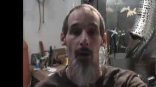 What you need to get started blowing glass