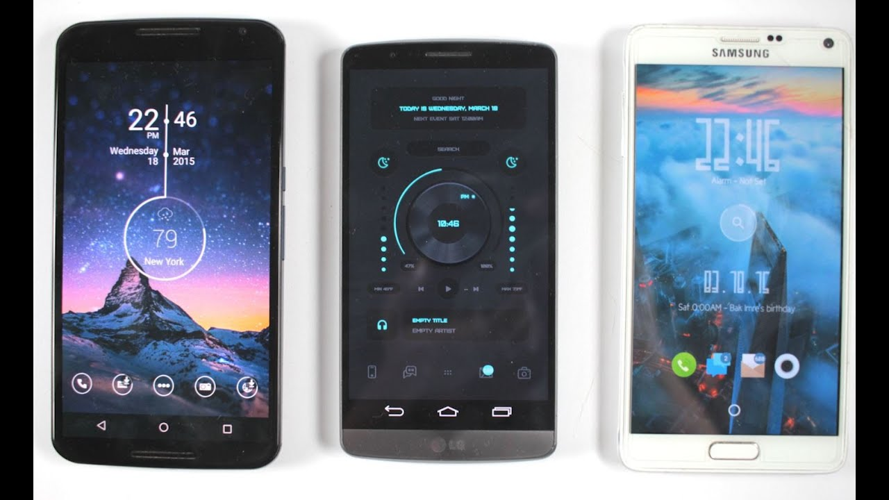 Top 10 Best Android Themes Customize Your Android 2