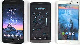 Top 10 Best Android Themes  (Customize your Android #2)