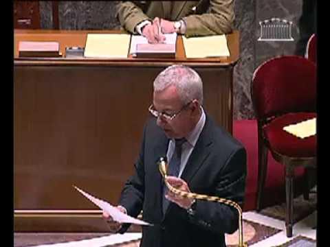 Assemblée Nationale : Débat préalable au Conseil Européen (29 février 2012)