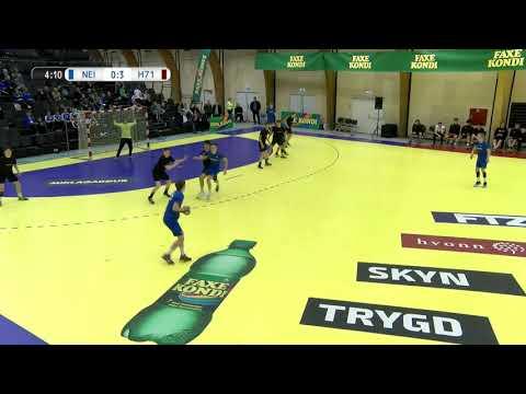 D18 steypafinala 2018. Neistin - H71