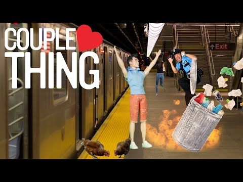 When Bae Has a Tendency to OVERREACT! | CoupleThing