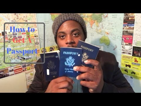 How to Apply for a US Passport!