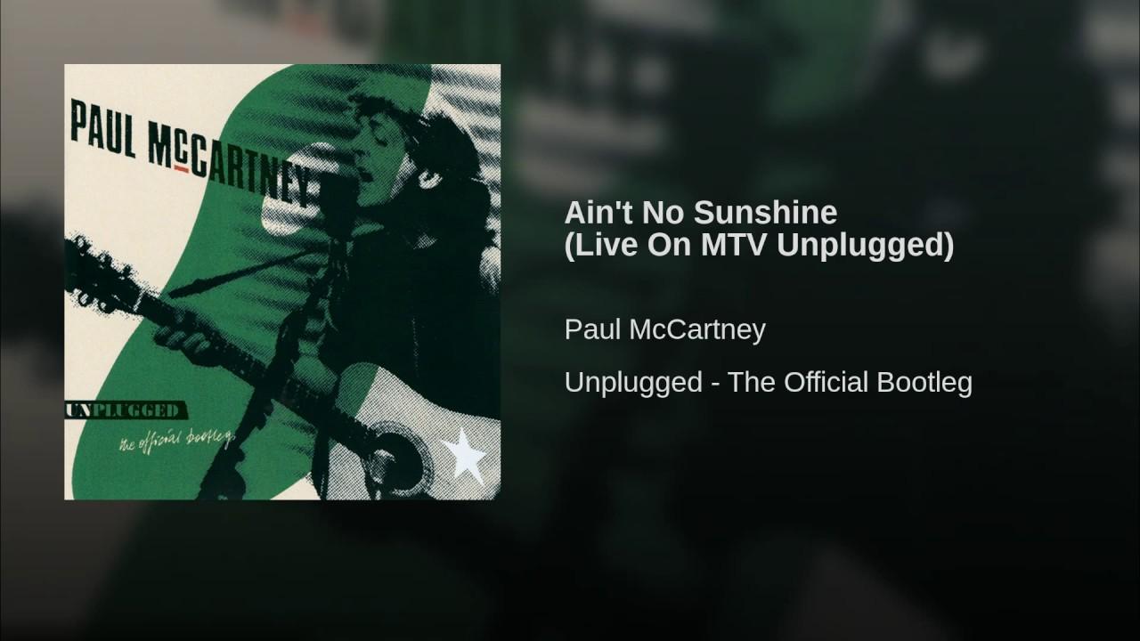 Ain't No Sunshine' 9 Memorable Covers - Stereogum