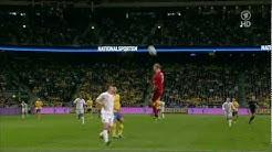 Zlatan Ibrahimovic Fallrückzieher gegen England