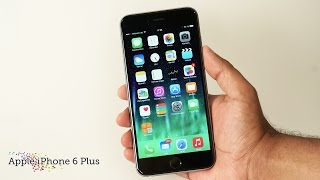 Apple iPhone 6 Plus deutsch | Test