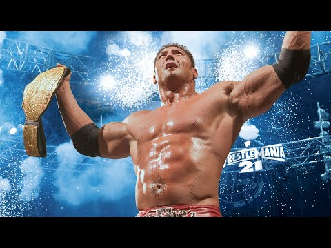 Batistas six World Championship victories: WWE Milestones