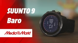 Análisis Suunto 9 Baro. Review en español.