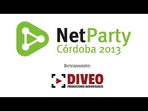 NetParty Córdoba: Living Working 3