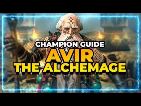 Avir Champ Guide! Elite Rare! | RAID Shadow Legends