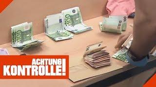 2 Ausweise, 5 Handys und 11.400€: Illegaler Dokumenten-Schmuggel? | Achtung Kontrolle | kabel eins