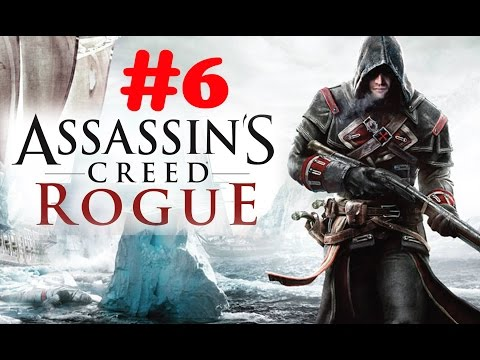 """Assassin's Creed: Rogue"" walkthrough (100% sync) Sequence 2, Memory 1: One Little Victory"