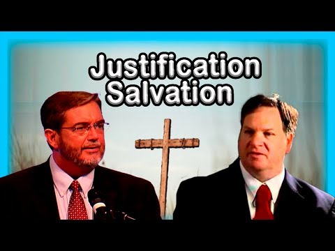Debate: Catholic vs Protestant - Justification/Salvation - Scott Hahn vs Robert M Bowman, Jr.