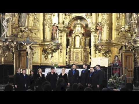 The 2012 Tolosa, Spain International Choral Competition Sacred Music