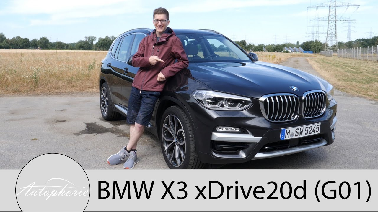 2018 bmw x3 xdrive20d g01 fahrbericht basis diesel des. Black Bedroom Furniture Sets. Home Design Ideas