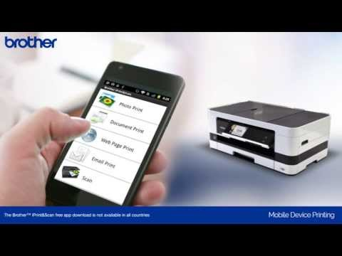 How do I connect my Brother printer to WIFI? :FixWins com