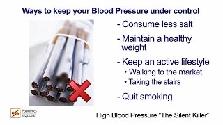 Learn tips and information about high blood pressure. most people with pressure feel normal. however, their heart, kidney other organs can be ...