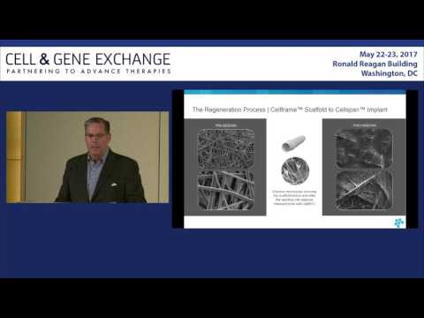Cell & Gene Exchange, May 2017: Biostage, Inc.