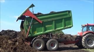 Zetor 140 HD/Pronar/11441/NS 900 - vývoz hnoje