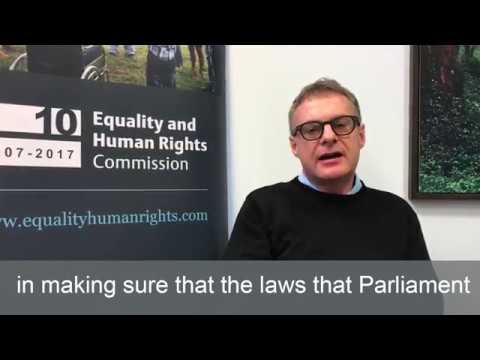 David Wolfe QC, Matrix Chambers: the future of equality and human rights
