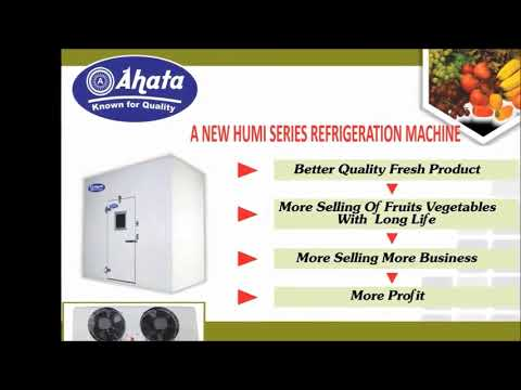 Cold Room, Cold Rooms Manufacturers Ahata