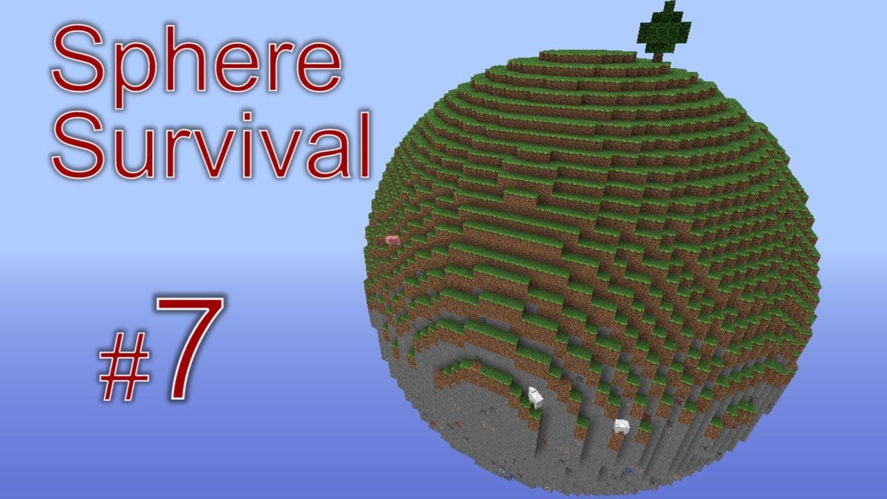 Sphere and Circle in Vanilla Minecraft Minecraft Project |Minecraft Circe