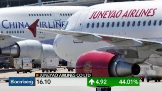 Why Juneyao Airlines Is Surging in Shanghai Debut