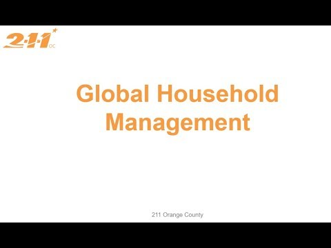 Global Household Management