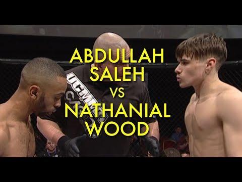 Abdullah Saleh vs Nathanial Wood - UCMMA 38