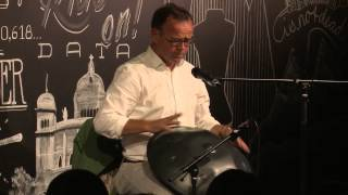 Ever heard the alphorn sound like a didgeridoo?   Bruno Bieri & Omri Hason   TEDxBern