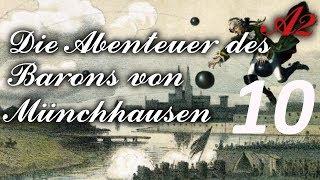 Учить немецкий язык: Die Abenteuer des Barons von Münchhausen (A2) #10