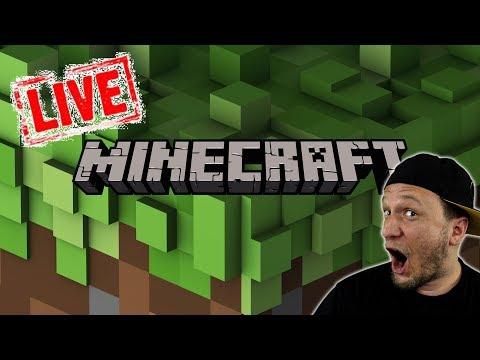 [🔴 Live] Minecraft AFTER HUMANS Community Server-Projekt